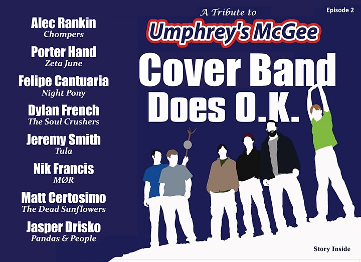 Cover Band Does O.K. (Ultimate Tribute to Umphrey's McGee) -- Early Show image