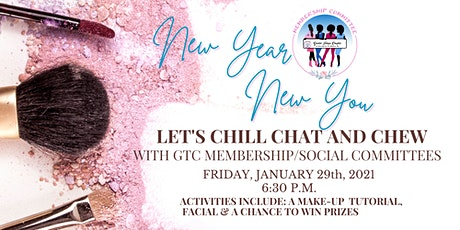 Pink Table Talks: New Year, New You tickets