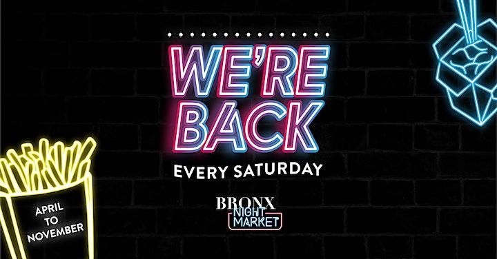 Bronx Night Market image