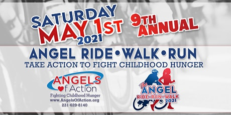 The Angel Ride-Run-Walk 2021 tickets