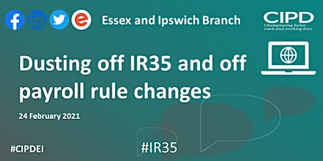 Dusting off IR35 and off-payroll  rule changes tickets