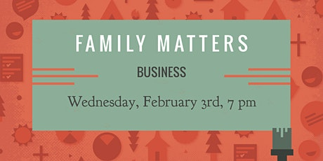 Family Matters tickets
