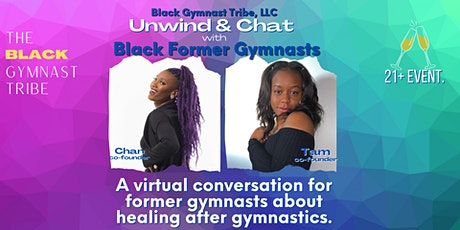 Unwind & Chat with Black Former Gymnasts tickets