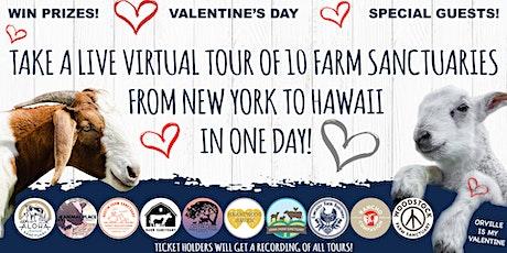 The Great Farm Sanctuary Tour tickets