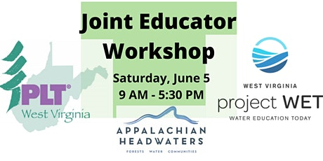 Joint Educator Workshop with Project WET and Project Learning Tree tickets
