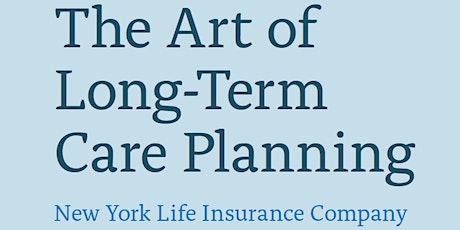 Long Term-Care Insurance Sales Presentation-CST tickets