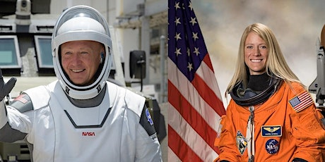 Spacetech Conference - Astronaut Panel with Karen Nyberg and Doug Hurley tickets