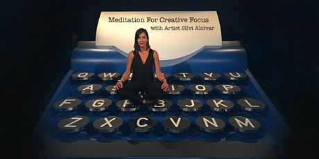 Artist Mixer: Meditation For Creative Focus tickets