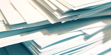 Organizing Your Papers (Virtual Workshop) tickets