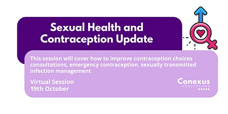 Sexual Health and Contraception Update tickets