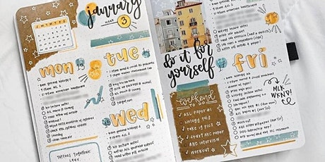 Bullet Journaling 101 with Erin Quillinan tickets