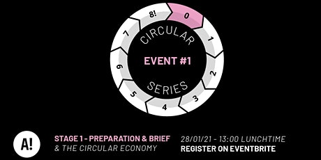 ACAN Circular Series : RIBA Stage 1, Preparation and Brief tickets
