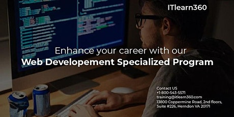 Do you want to become a (Full-Stack / Front-End /Back-End) Web Developer..? tickets