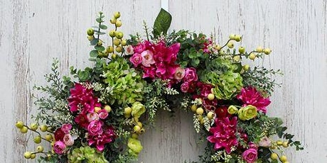 Spring Wreath Workshop tickets