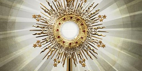 Holy Hour Adoration of the Blessed Sacrament tickets