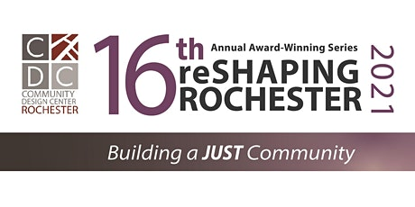 Reshaping Rochester Webinar with Dr. Destiny Thomas tickets