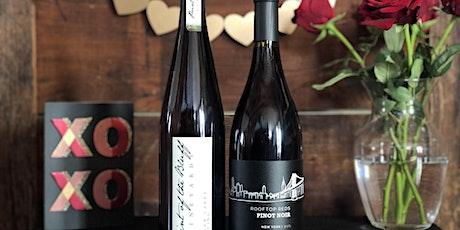Virtual Valentines Wine & Chocolate Tasting tickets