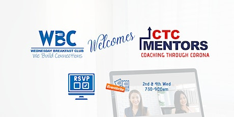The WBC Leadership Welcomes CTC Mentors tickets
