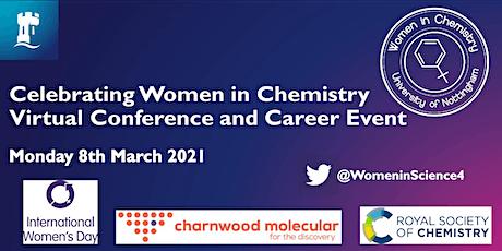 Celebrating Women in Chemistry tickets