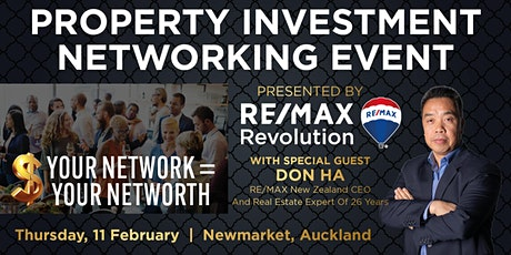Property Investment  Networking 2021 tickets