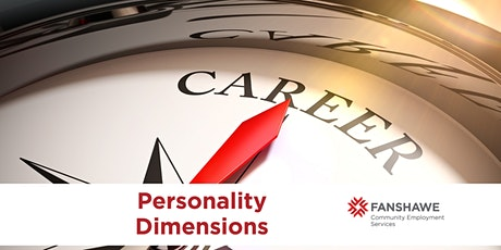 Personality Dimensions Workshop (Virtual) tickets