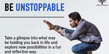 ONLINE FREE - How To Be Unstoppable (SEEDS Masterclass  - February 2, 2021) tickets