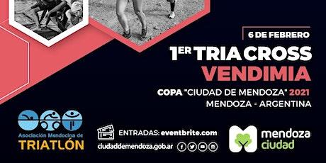 PRIMER TRIA CROSS- COPA CIUDAD DE MENDOZA entradas
