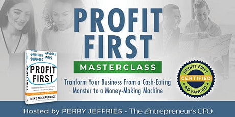 Profit First Masterclass tickets