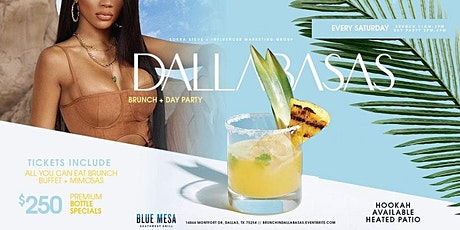 Brunch In Dallasbasas tickets