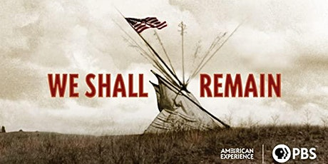 We Shall Remain - Episode 5: Wounded Knee tickets