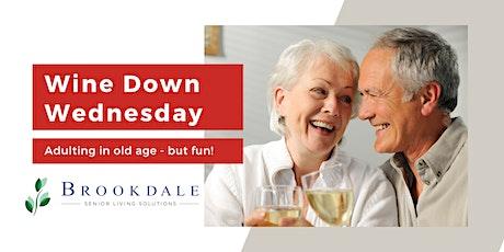 Wine Down Wednesday ingressos