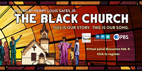 The Black Church Virtual Panel Discussion Event tickets