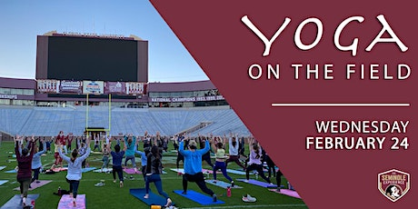 Yoga on the Field tickets