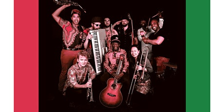 Culture Embassy band 'live' at East Street Cafe, Nelson tickets
