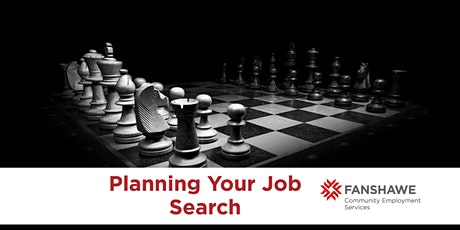 Planning Your Job Search Workshop (Virtual) tickets