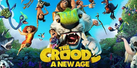 Sunset Cinema: The Croods A New Age tickets