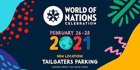 World of Nations Celebration 2021 tickets