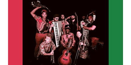 Culture Embassy band 'live' at The Boathouse Nelson tickets
