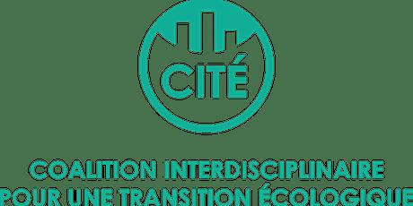 Journée Carrière en développement durable de CITÉ-UQAM tickets