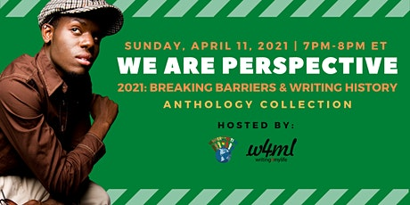 We Are Perspective - Writing Workshop tickets