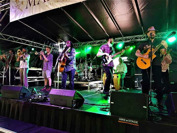 Culture Embassy band 'live' at The Boathouse Nelson image
