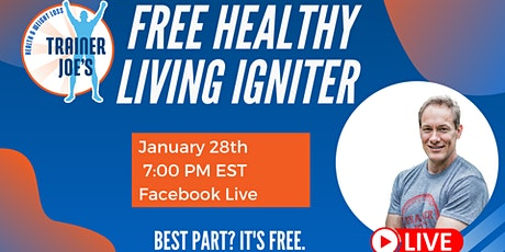 BIG Healthy Living Igniter tickets