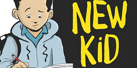 New Kid Book Discussion tickets