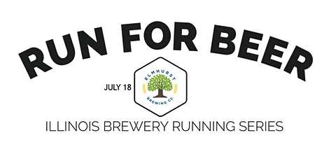 Beer Run - Elmhurst Brewing Co. - 2021 IL Brewery Running Series tickets