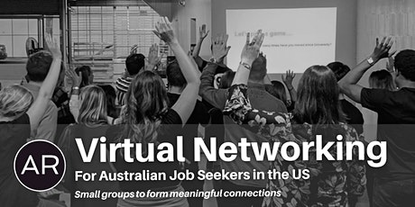 Virtual Networking with Aussie Recruit tickets