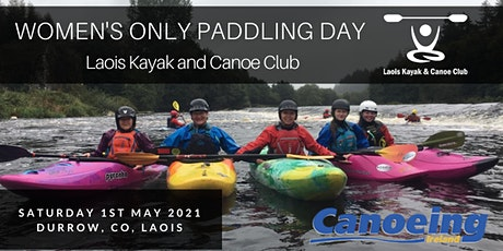 Laois Kayak & Canoe Club's Women in Sport - Promotional Paddling Event tickets