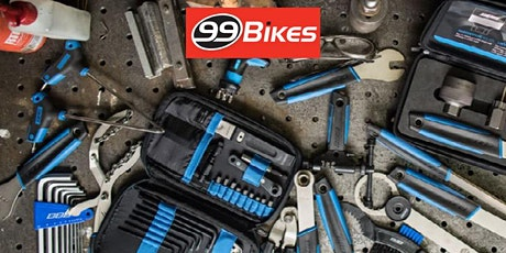 Bicycle Maintenance Class- 99 Bikes Hornby tickets