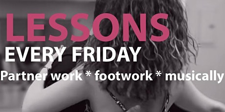Friday Salsa Lessons tickets