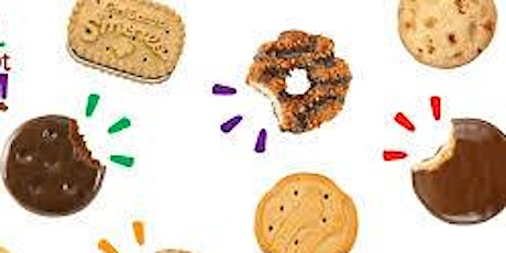 Kid's Baking Class - Recipes use Girl Scout Cookies! tickets