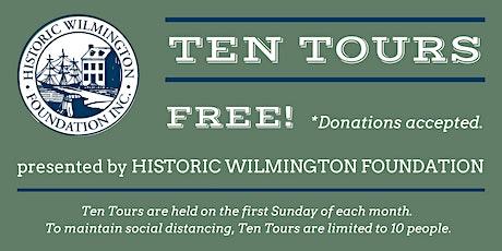 Ten Tours: Black History in Wilmington tickets